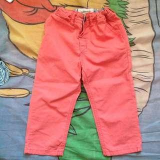 Gingersnaps Pink Pants