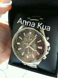 #Jam Edifice Casio Singapore