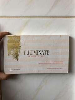BH Cosmetics x Ashley Illuminate Palette