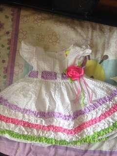 Lizzie Cake Dress