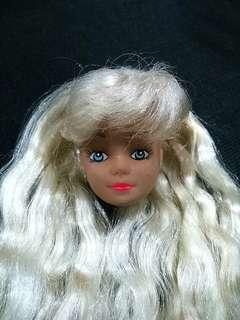 Vintage Barbie's Head