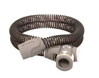 ResMed's ClimateLineAir™ heated tubing, compatible with both the AirSense™ 10 and AirCurve™ Cpap/Apap/Bipap