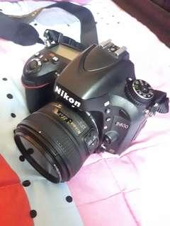 Nikon D600 with 50mm 1.8g