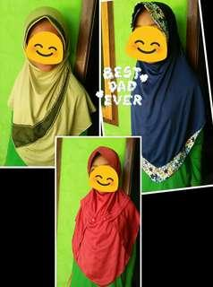 Kerudung rabbani take all
