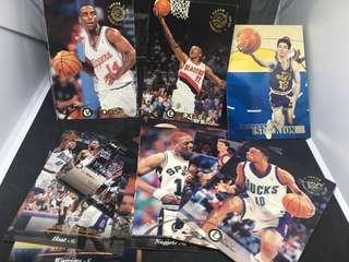 NBA 球星咭 (過百張)
