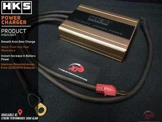 Hks power charger stage 4  ultimate grounding stabilizer