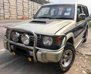 MITSUBISHI PAJERO 2.6 V6 (AUTO) 4X4