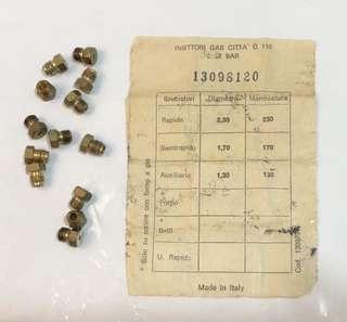 Parts for gas stove