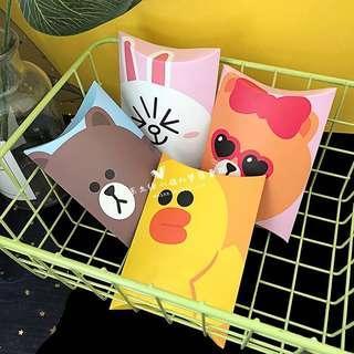 🚚 Line Design Gift Boxes