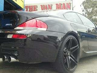 Tyre- Kinforest. BMW M6 🙋♂️ It's not a actual price