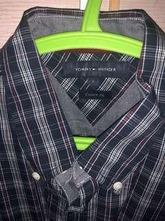 Tommy Hilfiger Kemeja Shirt L