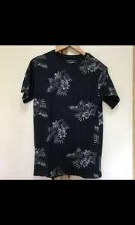 Pull and Bear Floral Tee