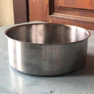 Stainless Steel Food Pot Dia 17 cm * 8-10 AD