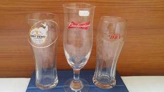 日本 300-500 毫升啤酒杯三款