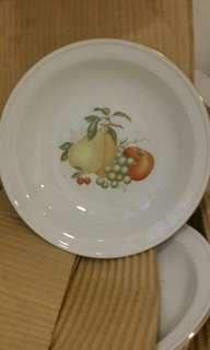 Plate new sets for sales (10pcs)