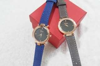 Dior watch (free extra batteries)