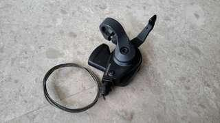 Shimano 3 Speeds Front Shifters