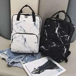 Marble Bacpack