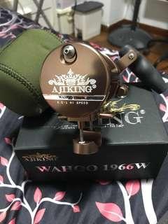 Ajiking Wahoo