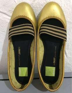 Original Adidas Gold Shoes