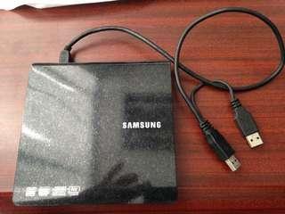 Portable DVD Writer/reader