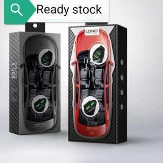 Ldnio C502 5. IA 4 Ports USB Car Charger