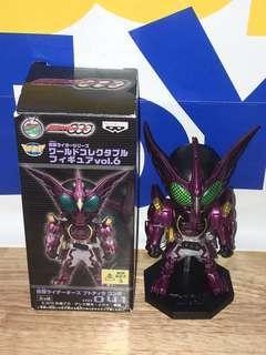 🎉日版 WCF 幪面超人 Kamen Rider KR-041 OOO PUTOTYRA 1⃣️款 (SHF 真骨彫 SIC 匠魂 RAH 極魂 RMW 名將 ONE PIECE 海賊王 XPLUS 龍珠 大蛋 DWC 超合金魂 Kubrick Bearbrick POP EXQ SDX)