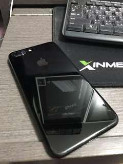 IPhone 7 plus 128g 亮黑 冇花 91%電 超新