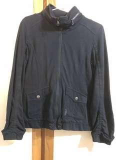 🚚 Et Boite 黑色鋪棉外套