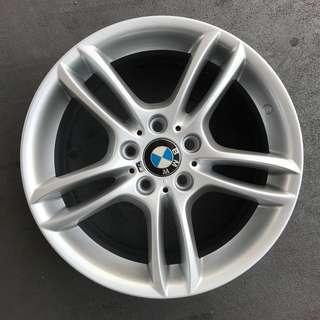 "Used 18"" Original BMW M Rims"