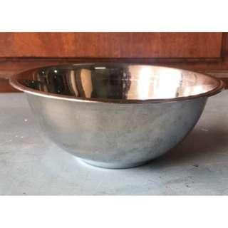Stainless Steel Bowl Diameter 20 cm * 8-10 AE