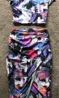 Kookai Two piece outfit - Size 1 (Size 6)