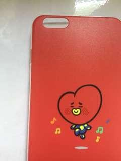 Case Iphone 6s Plus Bts Bt21 Tata