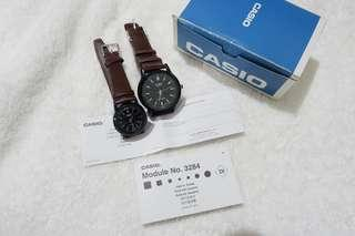 Casio couple japan (with extra batteries)