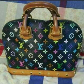 Louis Vuitton Alma PM Multicolour
