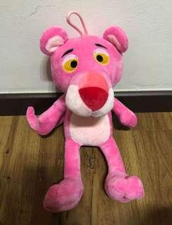 🚚 Pink Panther Soft Toy