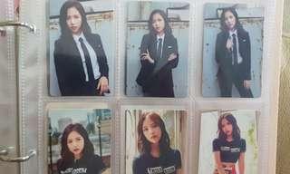 (6 cards)Once begins Mina full set