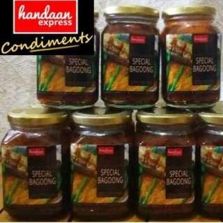 Special Bagoong (Special Sauteed Shrimp Paste)