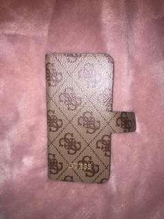 AUTHENTIC GUESS iphone5