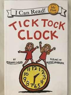 🚚 PL Tick Tock Clock