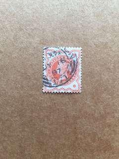 Great Britain Stamp
