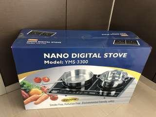 Nano Digital Stove YMS-3300