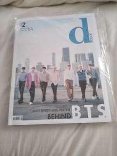 [WTS] BTS D-icon Official Photobook