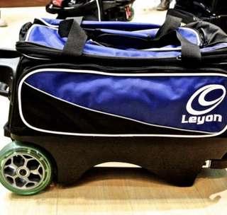 Leyon 2 Ball Bowling trolley