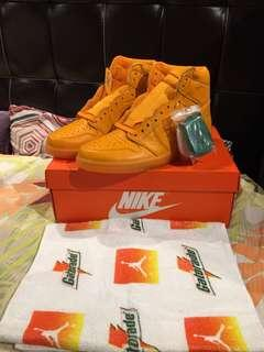 "AIR JORDAN 1 RETRO HI OG G8RD ""GATORADE"""