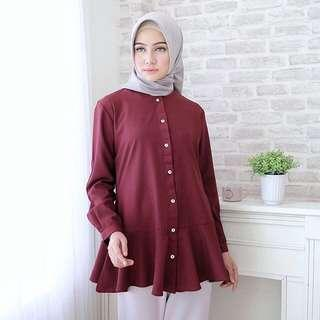 Tory blouse by Comfortable hijab