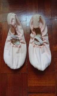 布面芭蕾舞鞋 ballet soft shoes