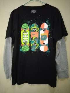 Kaos NIKE ORI skateboard unisex