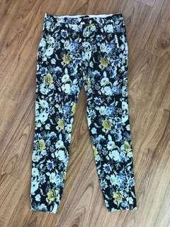 H&M florals pants