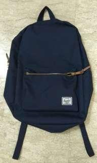 "Herschel Settlement Backpack 15"" Navy"